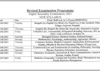 2021 hs exam routine pdf