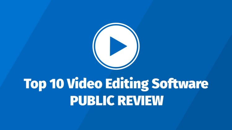 10 most popular video editing software in 2021