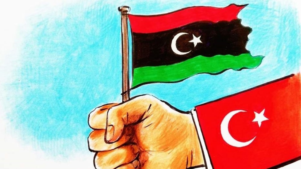 why libya is important for turkey