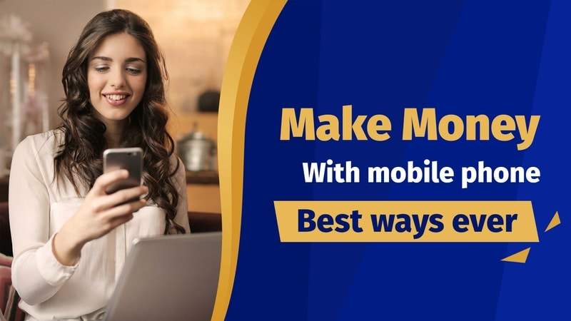 make money online with phone