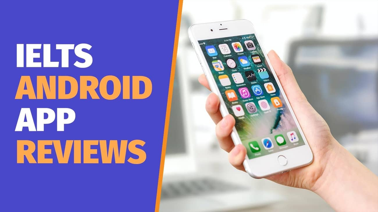 best android app for ielts preparation