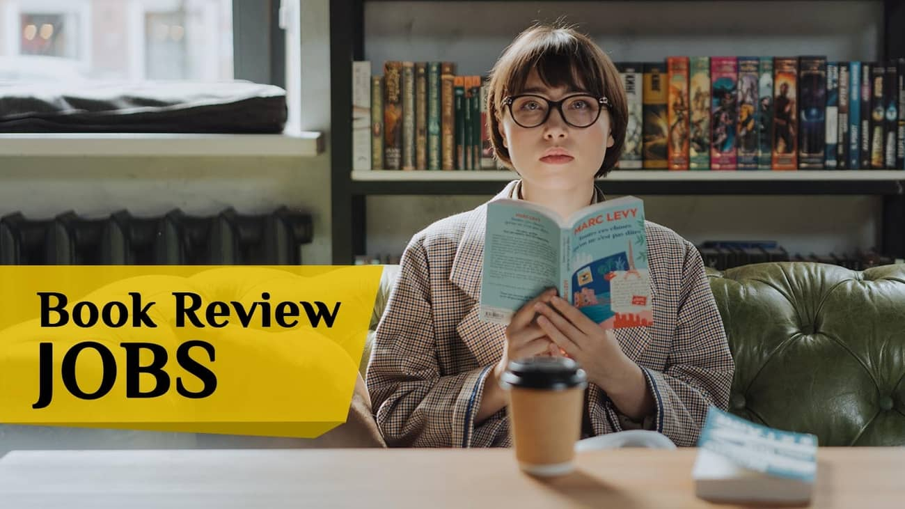 book review jobs